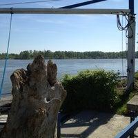Photo taken at Yachthafen Kuchelau by Adriana M. on 4/28/2012
