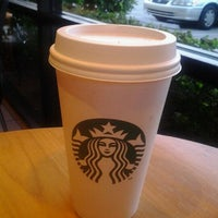 Photo taken at Starbucks by Emely L. on 9/30/2011