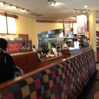 Photo taken at Panera Bread by Sam H. on 3/7/2012