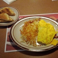 Photo taken at Denny's by Alex H. on 12/21/2011
