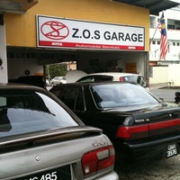 Photo taken at Zos Garage Automobile Services by نانا مارينا on 10/5/2011