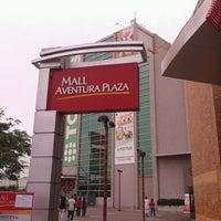 Photo taken at Mall Aventura Plaza Bellavista by Luis Antonio H. on 12/24/2011