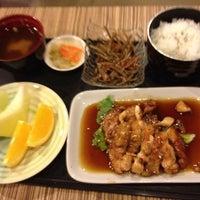 Photo taken at Kensaku Japanese Restaurant by Robin H. on 12/29/2011