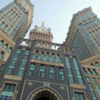Photo taken at Abraj Al Bait Shopping Center by Romzy W. on 10/18/2011