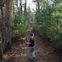 Photo taken at Massasoit State Park by Dave K. on 11/20/2011