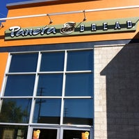 Photo taken at Panera Bread by Joseph C. on 10/8/2011