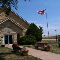 Photo taken at Nicodemus National Historic Site by Ian E. on 7/18/2011