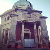 Photo taken at Observatori Fabra by Sylvia L. on 8/6/2012