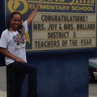 Photo taken at Baldwin Hills Elementary by Stacey J. on 6/5/2012