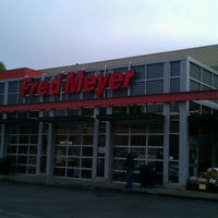Photo taken at Fred Meyer by Hasani W. on 11/15/2011