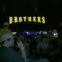 Photo taken at Brothers Bar & Grill by Philipp K. on 9/18/2011