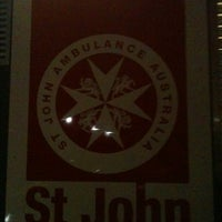 Photo taken at St John Ambulance NSW HQ by Brent M. on 4/1/2011
