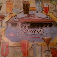 Photo taken at Genesis Diner by Anthony K. on 12/3/2011