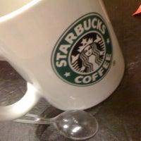 Photo taken at Starbucks by Eva R. on 8/16/2011