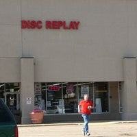 Photo taken at Disc Replay by Lakeshia S. on 8/29/2011