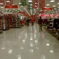 Photo taken at Target by Tony N. on 12/8/2011