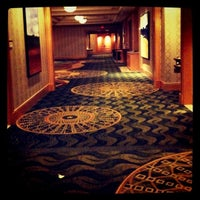 Photo taken at Bethesda North Marriott Hotel & Conference Center by Daniel B. on 9/11/2011