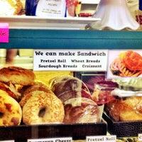 Photo taken at Sam's Bagels by Steve L. on 10/16/2011