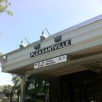 Photo taken at Metro North - Pleasantville Train Station by Jack W P. on 7/19/2011