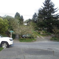 Photo taken at Phinney Ridge P Patch by Elliot M. on 4/17/2012