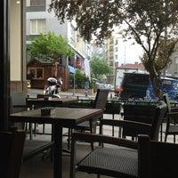 Photo taken at Caffé Nero by KORAY K. on 5/4/2012