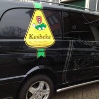 Photo taken at Kesbeke Fijne Tafelzuren BV by Martijn on 3/13/2012