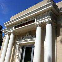 Photo taken at Coronado Public Library by Johnny P. on 8/9/2012
