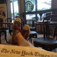 Photo taken at Starbucks Coffee by Greg N. on 6/24/2012