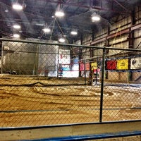 Photo taken at Spike's Indoor Beach Volleyball by Amy on 8/16/2012