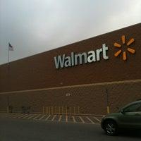 Photo taken at Walmart Supercenter by David H. on 2/28/2012
