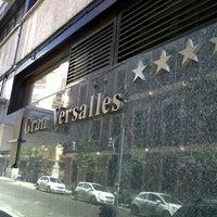 Photo taken at Hotel Gran Versalles by octavio m. on 8/30/2012