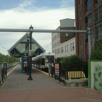 Photo taken at NJT - West Side Avenue Light Rail Station by The Official Khalis on 8/31/2011