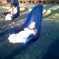 Photo taken at Stoner Recreation Center Playground by Mac on 12/15/2011