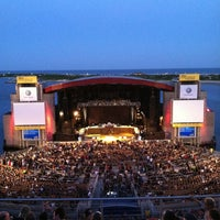 Photo taken at Northwell Health at Jones Beach Theater by Luis D. on 6/28/2012