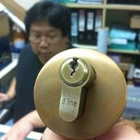 Photo taken at Tung Fat Ho Building Material Ltd 同發號建築材料有限公司 by Simon L. on 8/27/2012