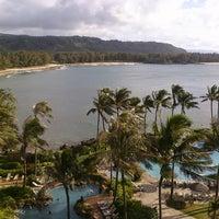 Photo taken at Turtle Bay Resort by Amanda L. on 6/27/2011