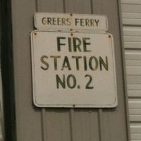 Photo taken at Greers Ferry Fire Station 2 by Chris G. on 6/13/2011