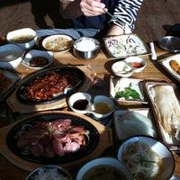 Photo taken at 시골농장 by Jina K. on 12/25/2011