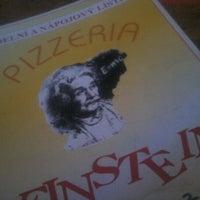 Foto tomada en Pizza Einstein por A. el 10/3/2011