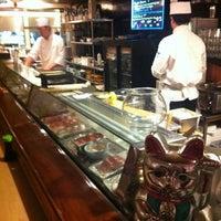 Photo taken at Hama Sushi by SarahMcAloon on 3/8/2012
