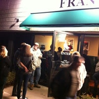 Photo taken at Frank Pepe Pizzeria Napoletana by Vince L. on 2/18/2011