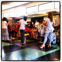 Photo taken at Shorty's Barbershop by Ryan C. on 6/29/2012