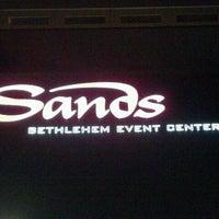 Das Foto wurde bei Sands Bethlehem Event Center von DJ Wolf N. am 6/17/2012 aufgenommen