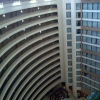 Photo taken at Sheraton Birmingham Hotel by Cody B. on 11/6/2011