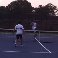 Photo taken at Rock Creek Tennis Center by Sherry B. on 8/2/2011