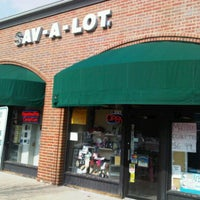 Photo taken at Sav-A-Lot by Gregg T. on 3/17/2011