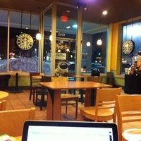 Photo taken at Starbucks by Carlo M. on 1/13/2011