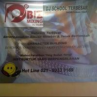 Photo taken at BIZ Mixing DJ School Tangerang by Ricky T. on 5/23/2012