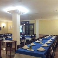 Photo taken at Alentejo Cozinha Portuguesa by Thiago F. on 7/27/2012