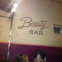 Photo taken at Beauty Bar by Sarah H. on 3/19/2012